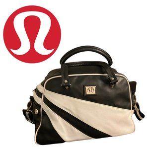 Lululemon Two-Tone Weekender Bag